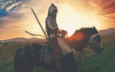 Die Handlungskraft des Entrepreneur – der friedvolle Krieger