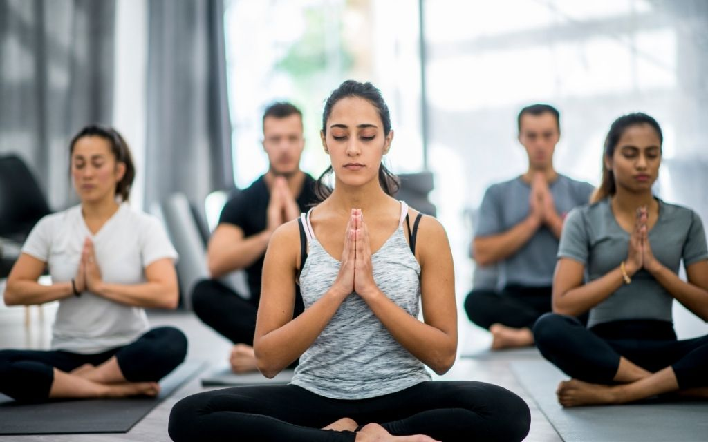 Meditation anleiten